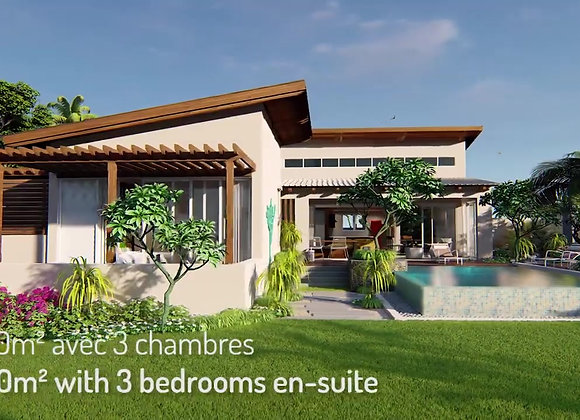 ILE MAURICE - Complexe immobilier de grand standing