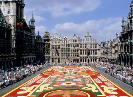 Bruxelles et GcPartners, une histoire qui débute !