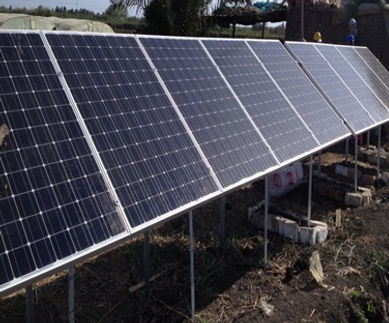 Supplying and Installing Solar Water Pump System