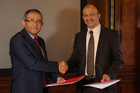 Powerserv & SAPESCO agreement aims to support opportunities for joint cooperation and expansion of the services of the two companies to include the electricity sector, in addition to the oil sector