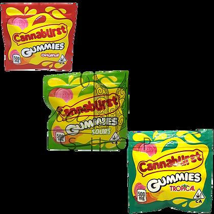 Cannaburst Gummies