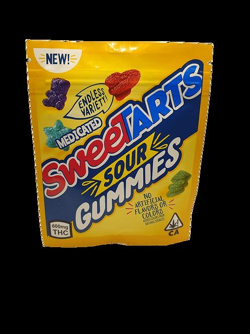 Sweet Tarts (Sour Gummies)