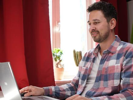 Abläufe und Inhalte der psychologischen Online-Beratung