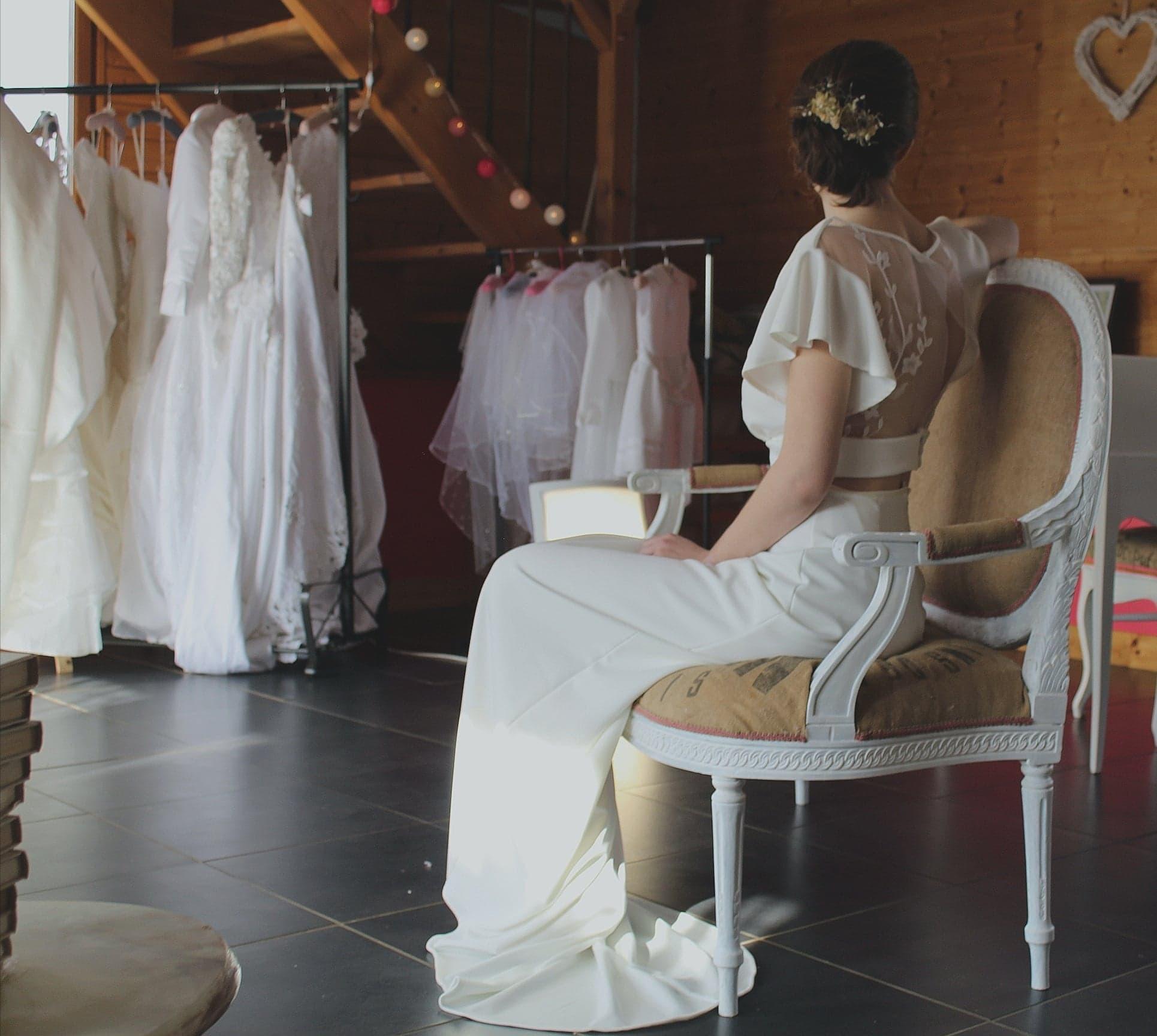 Essayages robes de mariées