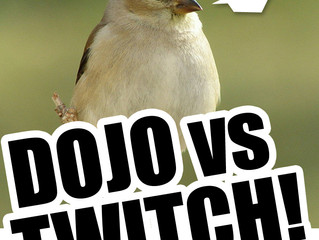 Dojo vs Twitch with ontologist at Rodan