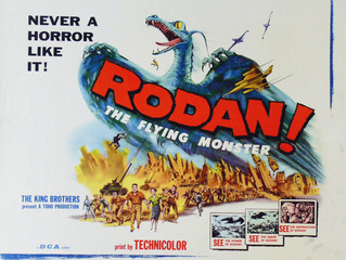 You thought we were done! HA! LIES! at Rodan