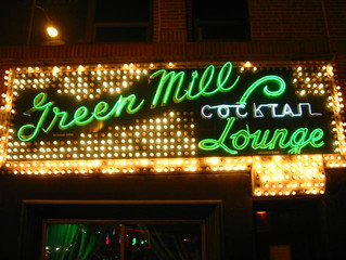 Sissy-Eared Mollycoddles perform an ONTOLOGIST original at The Green Mill