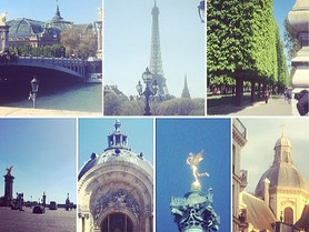 Perfect weekend for Paris!