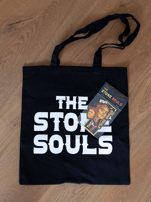 The Stone Souls - Bag & Sticker Pack