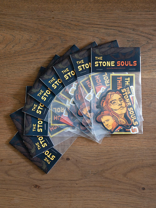 The Stone Souls - Sticker Pack