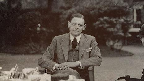 T.S. Eliot, Poetic Impersonality, & the Via Negativa
