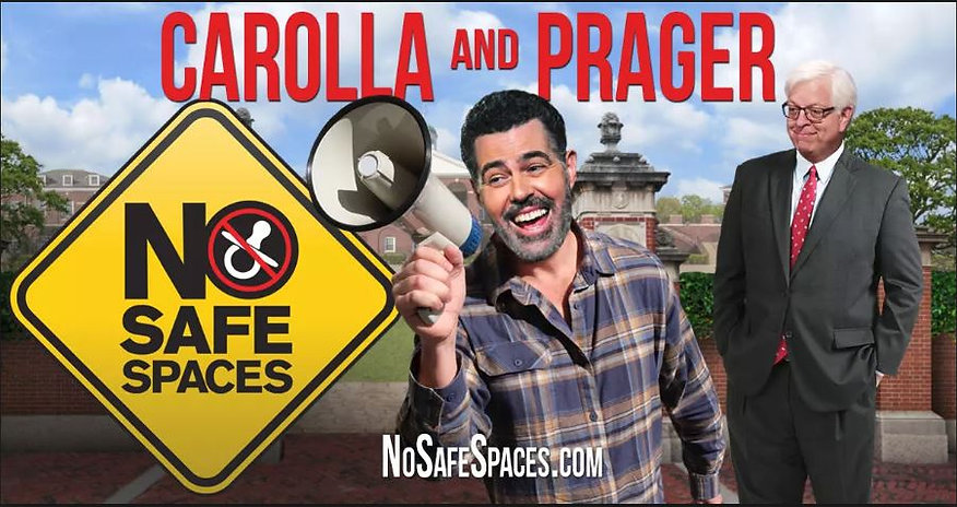 Private Screening: No Safe Spaces with Producer Mark Joseph