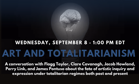 Art and Totalitarianism