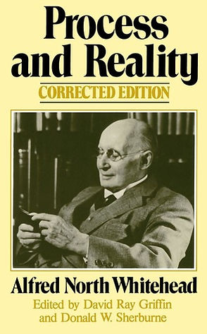 Alfred North Whitehead – Process and Reality [Gifford Lectures 1927-28] (Free Press, 1979, first published 1929)
