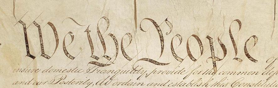 The Constitution & Civic Virtue