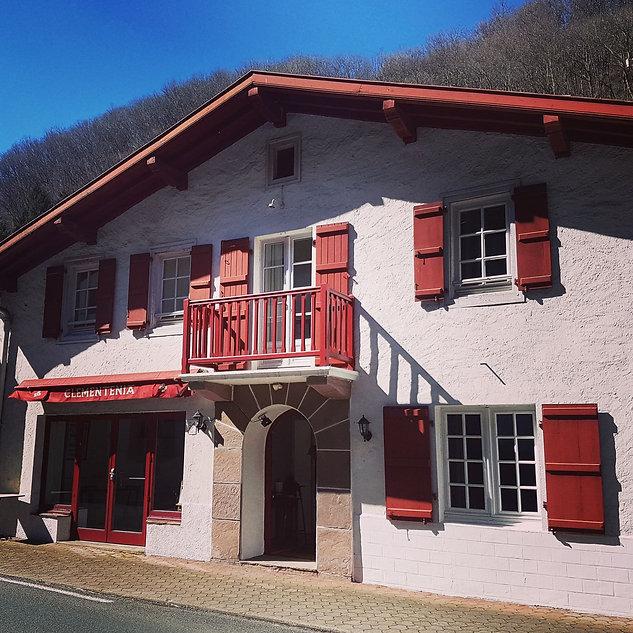 Chambres d'hôtes, Arnéguy, Camino St Jac
