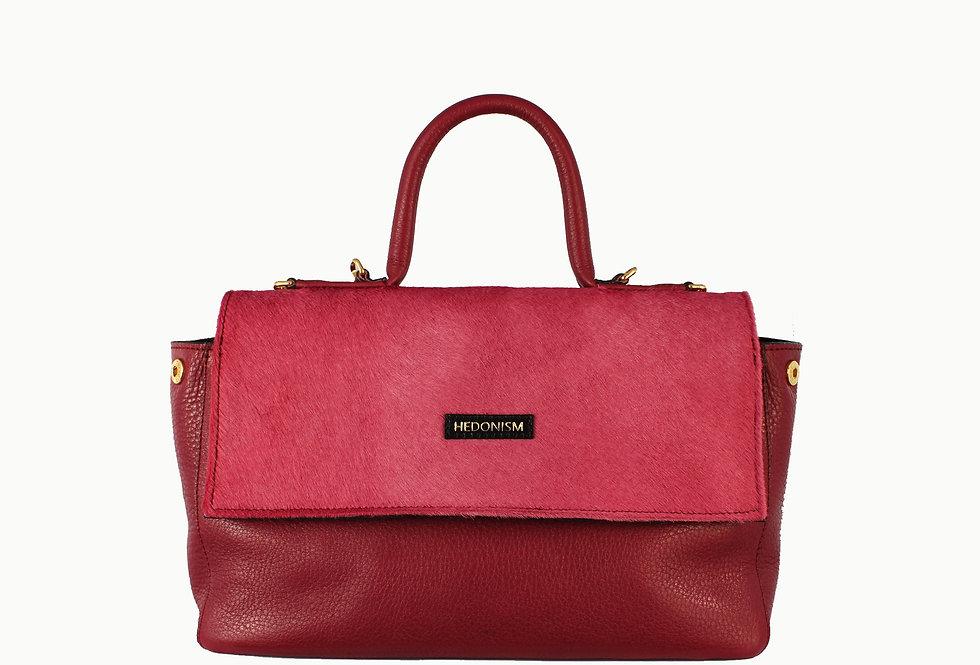 """Audrey"" top handle bag M+, limited edition"