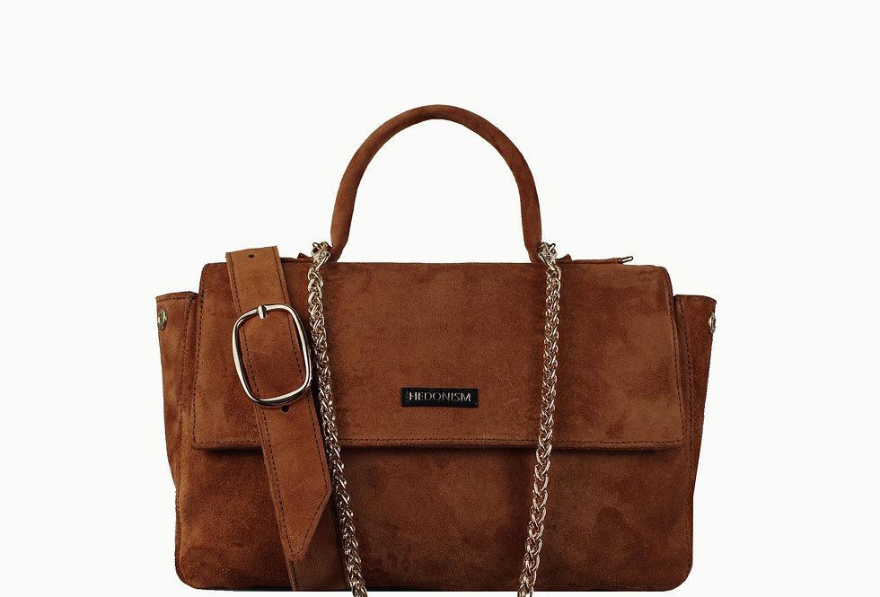 """Audrey"" top handle bag M+"