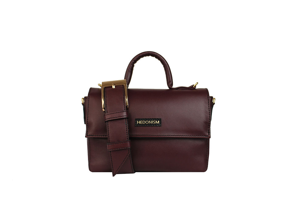 "Mini ""BB"" top handle bag. Limited edition. Salvatore Ferragamo leather."