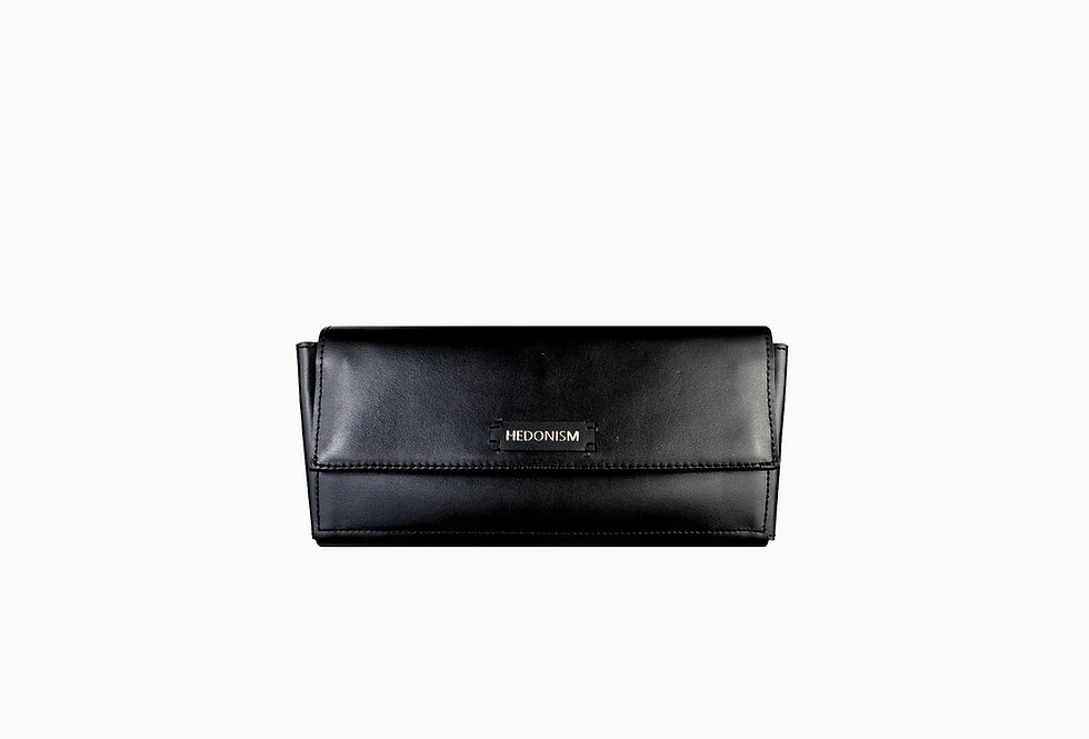 """""""All in one"""" leather wallet 4in1"""