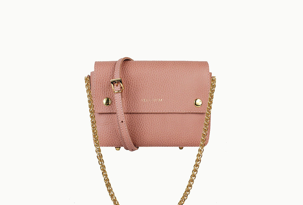 """""""Squery"""" pink belt bag 2in1, limited edition"""