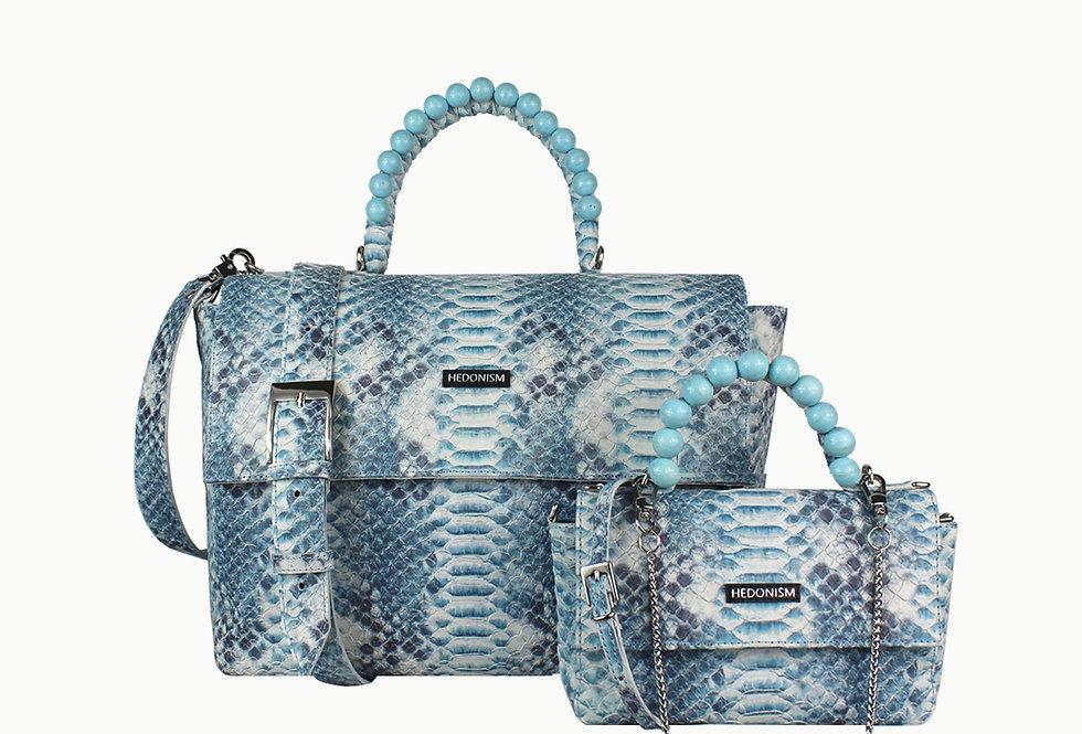 """Vera"" top handle bag, limited edition"