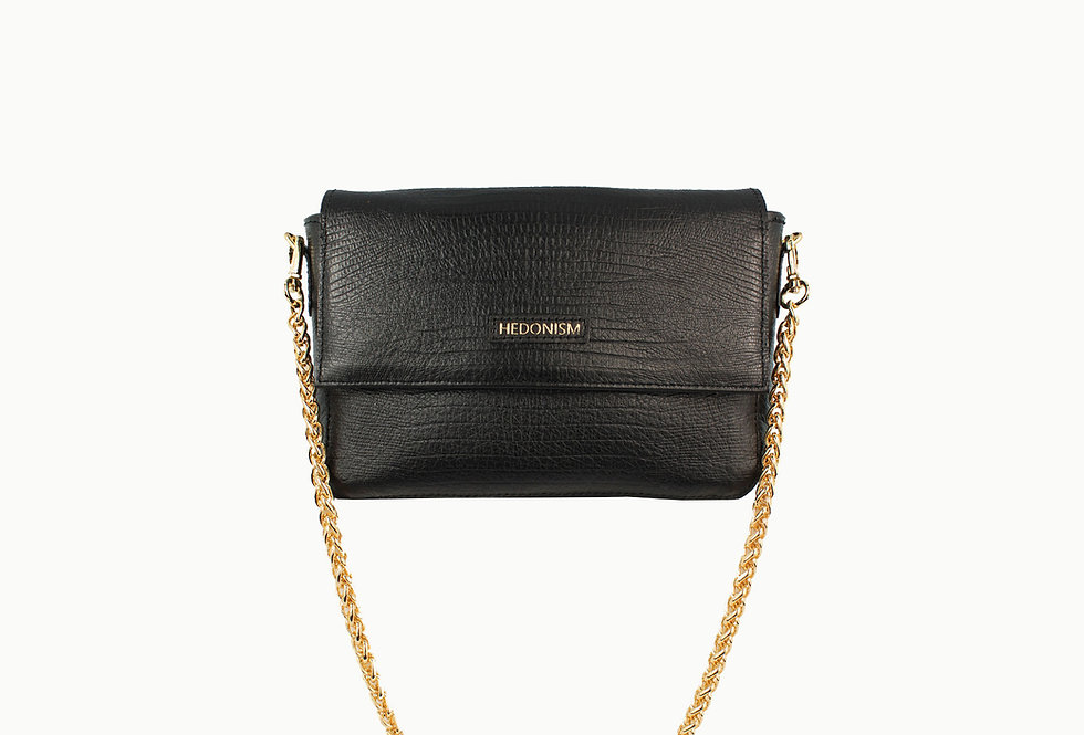 """""""Squery"""" snake effect 2in1 belt bag, limited edition"""