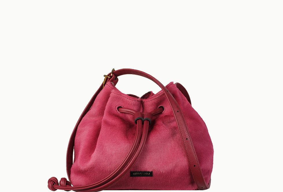 """Le sac"" pink horse, limited edition"