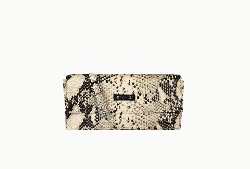 """""""All in one"""" snake wallet 4in1, limited edition"""