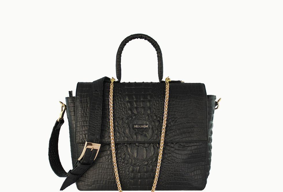 """Vera"" top handle bag"