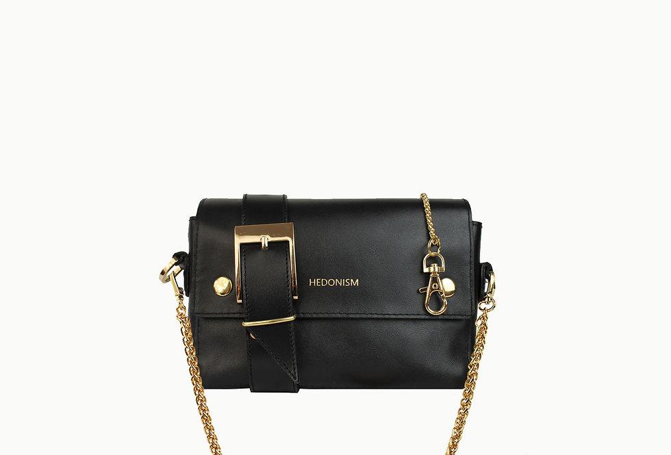 """""""Back to black"""" 2in1 belt bag"""