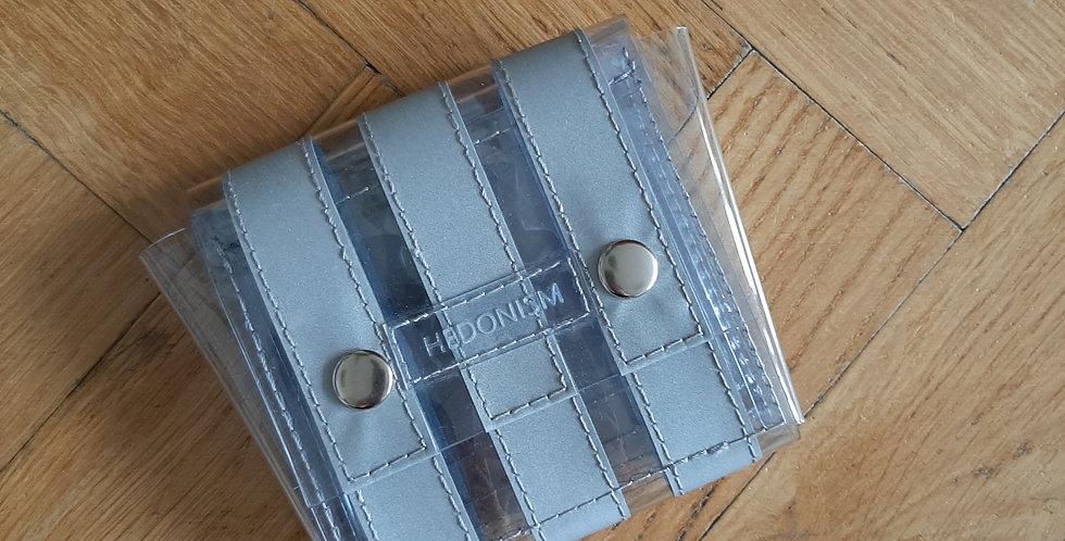 Transparent cardholder. SAMPLE SALE