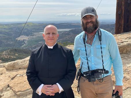 We Filmed Fr. Ripperger!