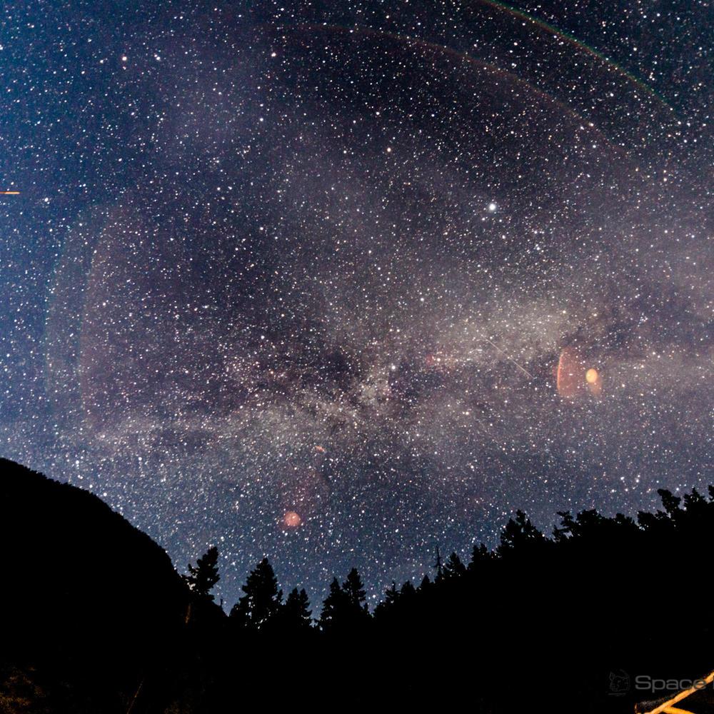 Campfires & stargazing