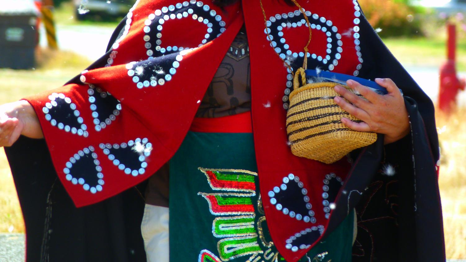 Klahoose Cultural Tour