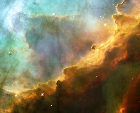 Omega Nebula (M17) (aka Swan Nebula SMAL