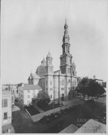 Cathedral_of_the_Blessed_Sacrament_1927.