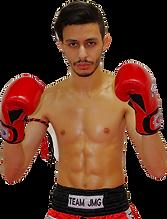 La Nuit de la Boxe 2017 à Reims - Samedi 4 mars 2017 - Khalil KACIMI -