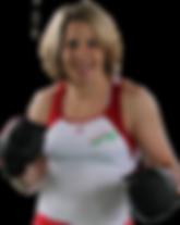 La Nuit de la Boxe 2017 à Reims - Samedi 4 mars 2017 -   Sophie DA COSTA -