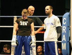 Michael GUCCIONE, Christophe LARTISIEN et Eléonore COUTELAS