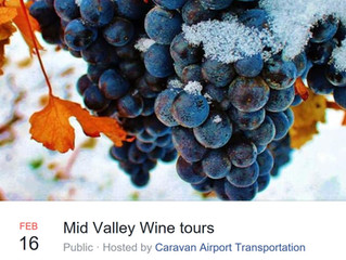 Join Our New Mid-Valley Wine Tours