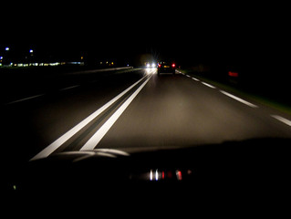 12 Safety Tips For Driving At Night
