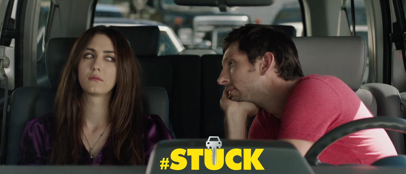 #STUCK