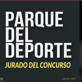 """Jurado del Concurso """"Parque del Deporte"""""""