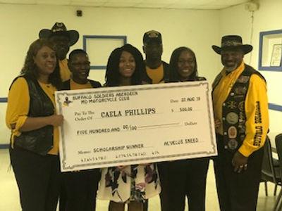 2019 Scholarship Winner_Cayla Phillips_1