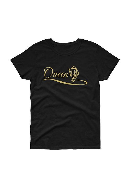 Black panther shirt - black queens shirt