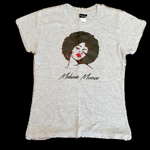 Melanin Monroe Short Sleeve Tee