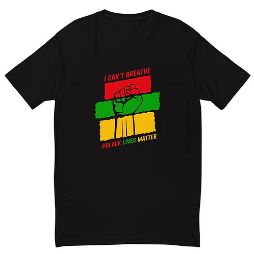 Unisex Black Lives Matter Premium Short Sleeve Shirt