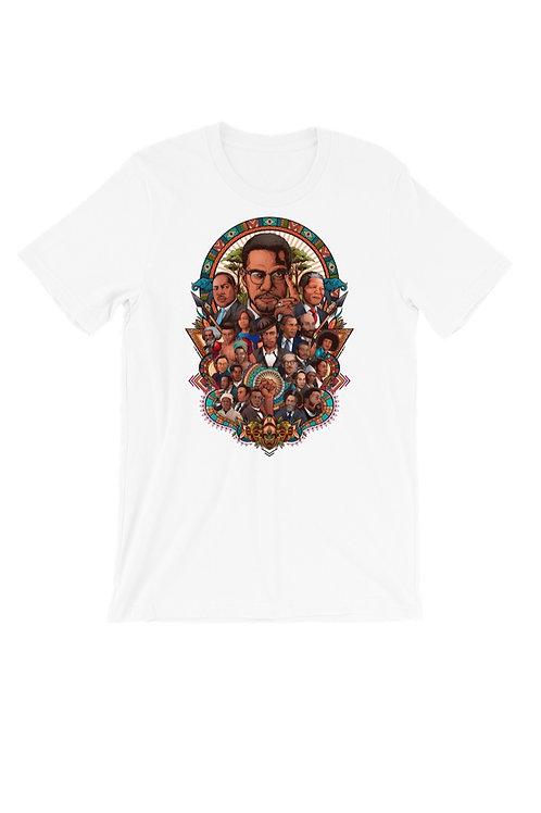 Black History Month Shirt - Black Pioneers Shirt - Black Leaders Shirt