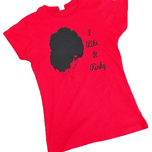 I Like It Kinky Short Sleeve T-Shirt